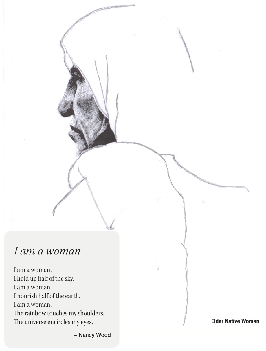 I am a Woman Nancy Wood
