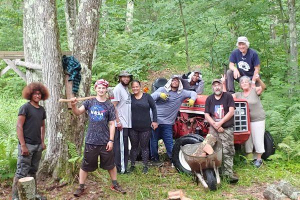 agape workday volunteers