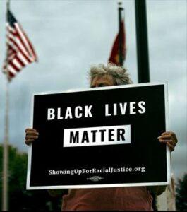 Agape Community Black Lives Matter